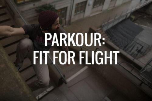 Parkour för vuxna